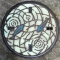 奈良県奈良市のマンホール3