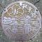 静岡県掛川市のマンホール3