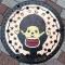 東京都葛飾区のマンホール