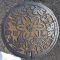 長崎県松浦市のマンホール3