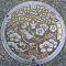 兵庫県三原郡緑町のマンホール